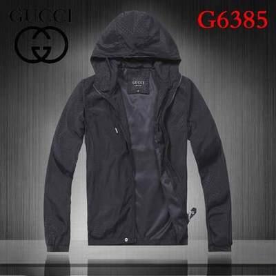 veste gucci noir et rose homme d7f32d73ddf5